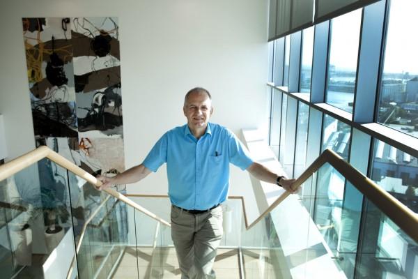 Torben Brandi har i fem år været projektudvikler hos KPF Arkitekter